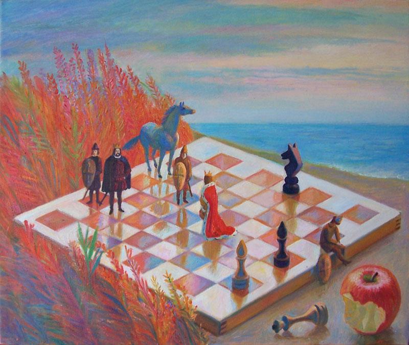 Chess 50x60 2012