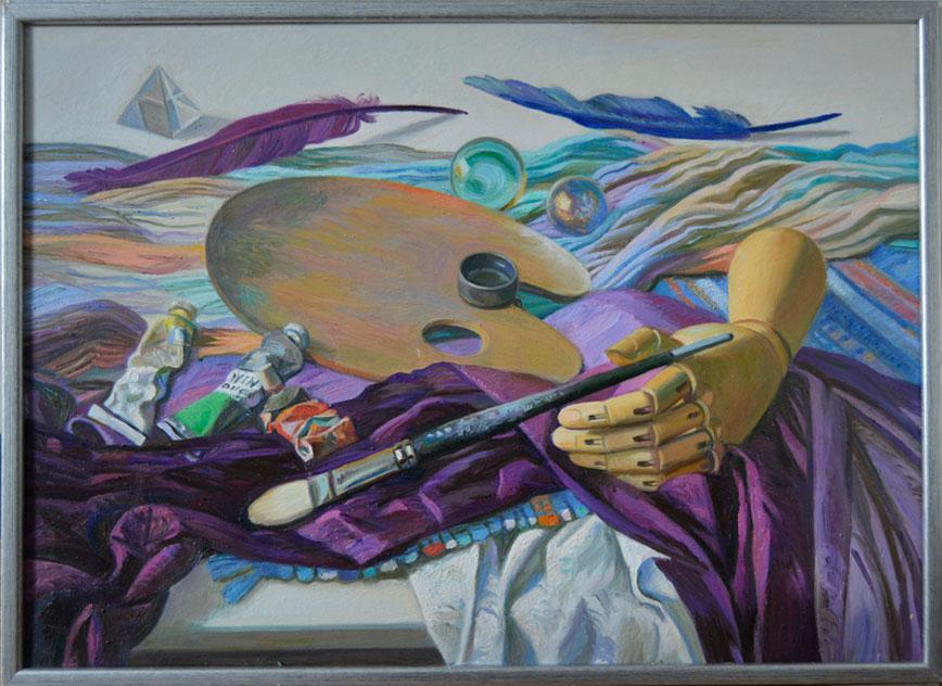 The Art-Hand 2016 50x70