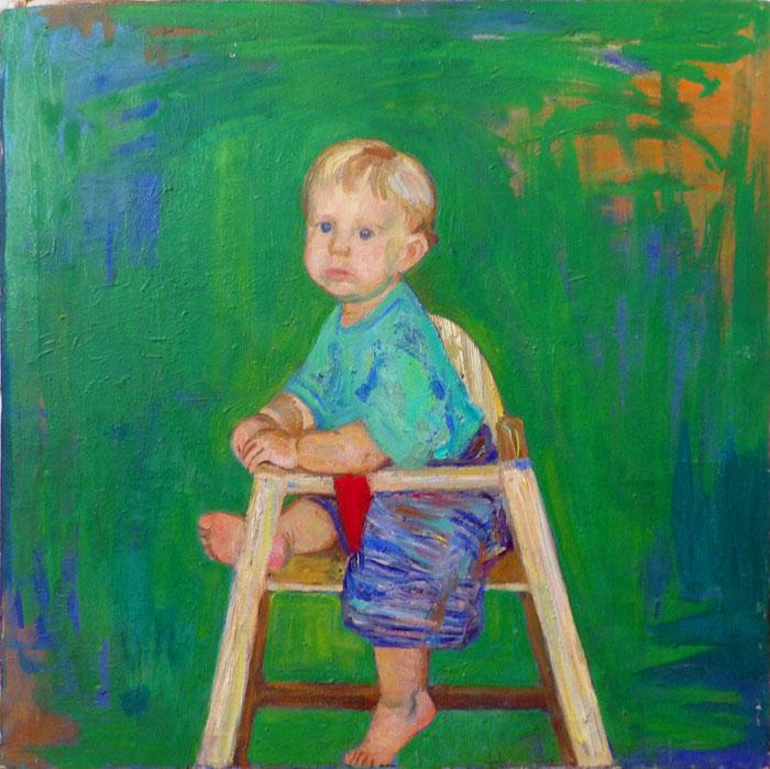 Baby 1992 80х80